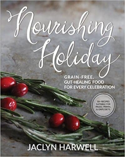 Nourishing Holiday Cookbook