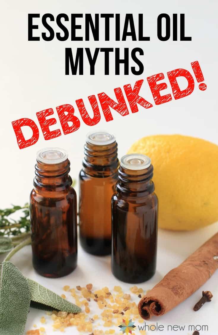 Essential Oil Myths