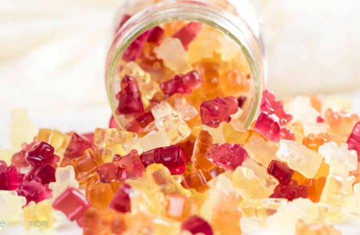 """Yummy Gummy Candy (sugar-free option) and How """"Ew"""" Turned to """"Yum"""""""