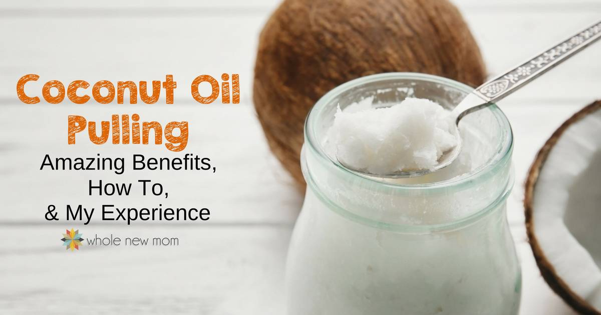 Coconut Oil Pulling Benefits