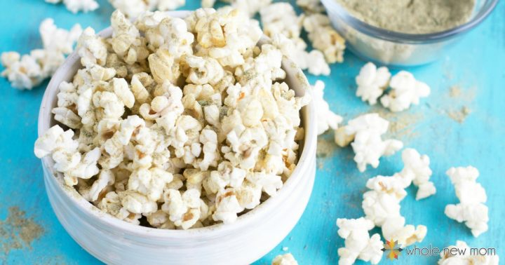 Best Homemade Popcorn Seasoning