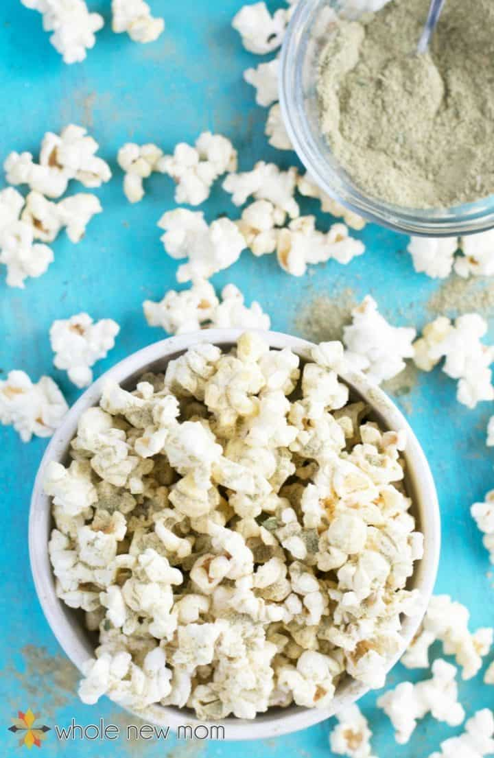 Homemade Popcorn Seasoning