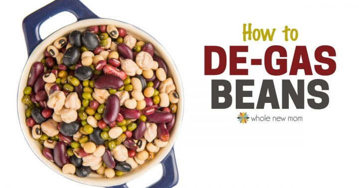 Dried Beans in a Pot