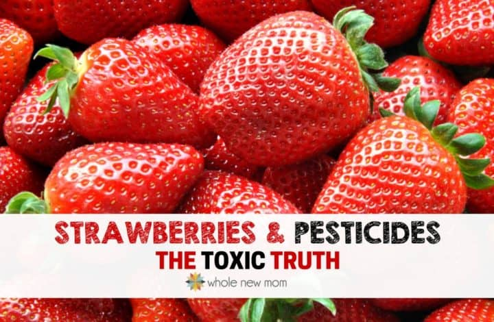 Strawberries and Pesticides