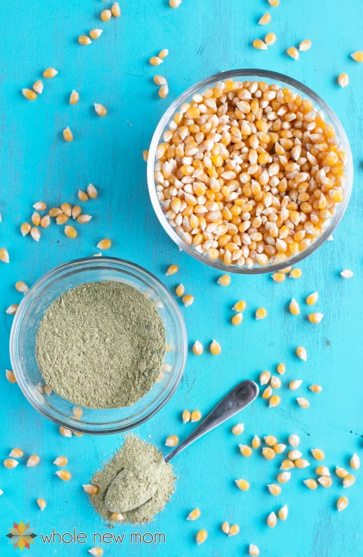 Homemade Popcorn Seasoning Recipe
