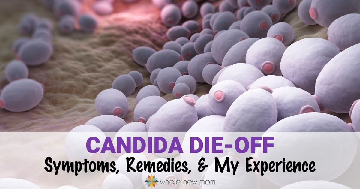 Candida Die Off How To Avoid Manage It My Story Whole New Mom