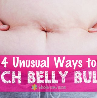 How to get a flat stomach - ditch the belly bulge