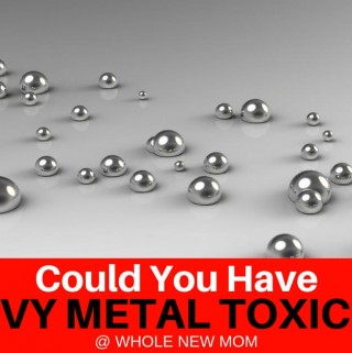 Mercury drops - Heavy Metal Toxicity