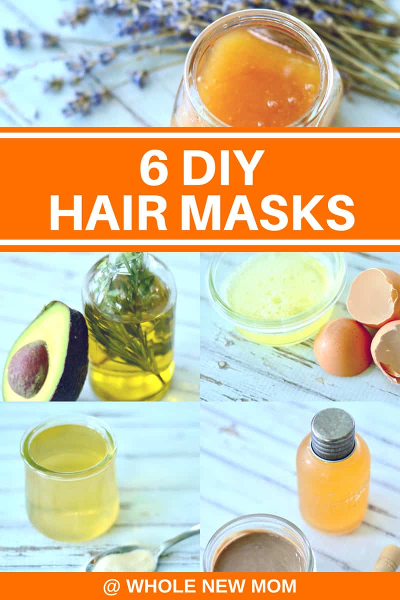 Homemade Hair Masks
