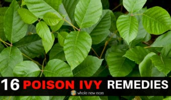 16 Home Remedies for Poison Ivy Rash