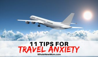 11 Tips to Overcome Travel Anxiety