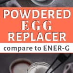 homemade egg replacer powder