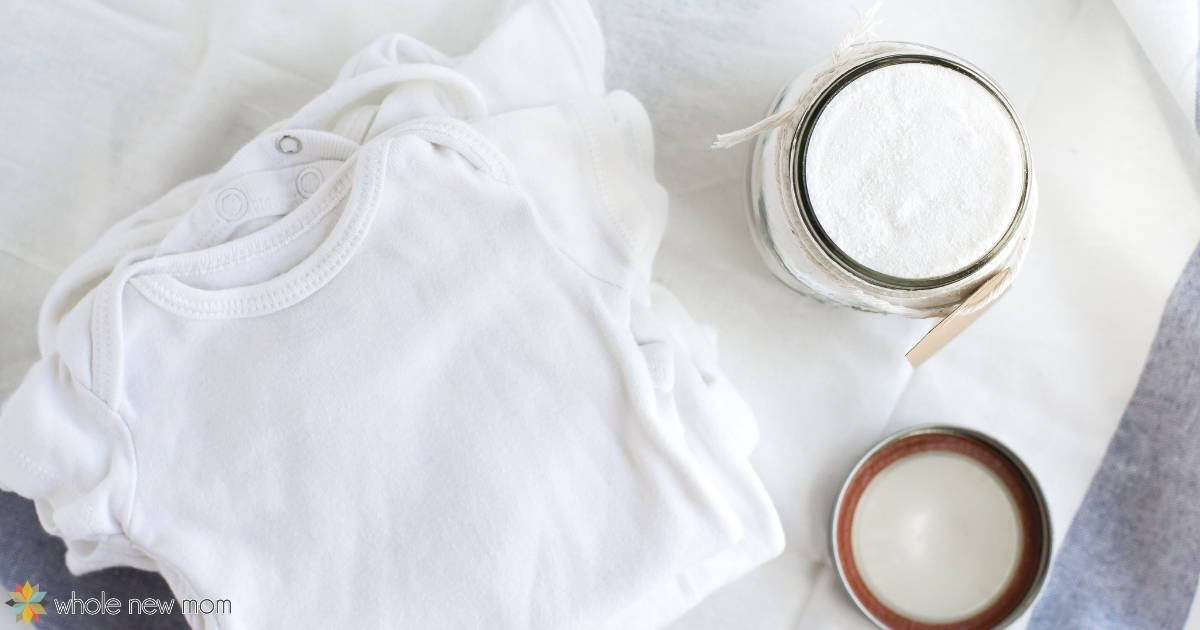 Baby Laundry Detergent for Sensitive Skin