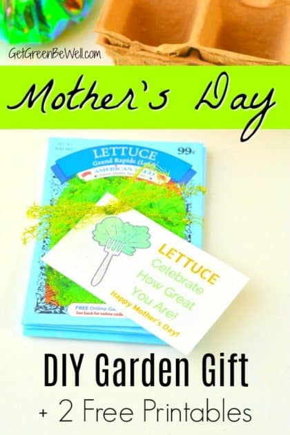Mother's Day Garden Gift