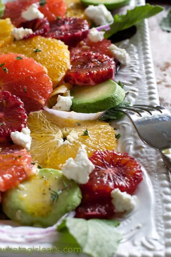 Winter Citrus Salad