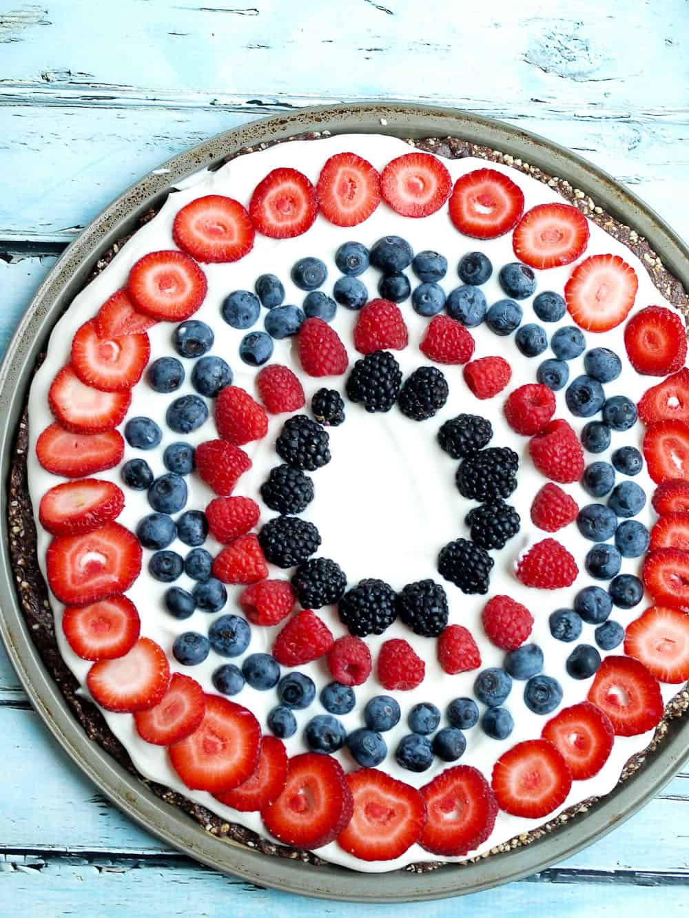 31 Healthy Fourth of July Desserts {all gluten-free} | Whole