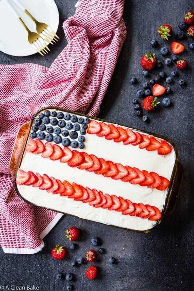 Paleo Sheet Cake