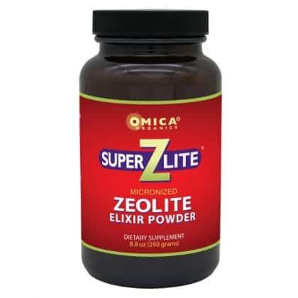 omica zeolite powder