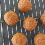 gingerbread cookies on top of wire rack